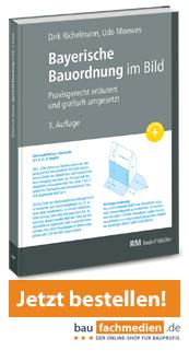 Cover Bayerische Bauordnung im Bild