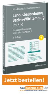Buch zur Landesbauordnung Baden-Württemberg 2019