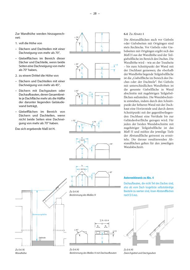 musterseiten lbo nrw3 baurecht im bild anschaulich leicht verst ndlich praxisorientiert. Black Bedroom Furniture Sets. Home Design Ideas